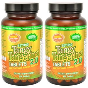 Youngevity BTT 2.0 Tablets  120 Tablets 2 Pack