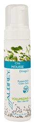 Aubrey Organics Chia Mousse Volumizing Fine-Thin Hair  7 oz pump
