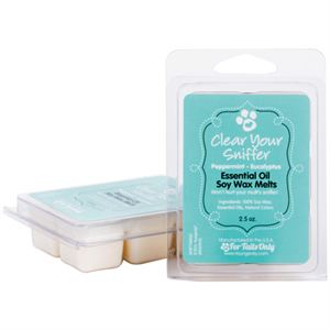 For-tails-only Clear Your Sniffer - Essential Oil Soy Wax Melts