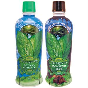 CocoPlus Combo 32 oz each (888) 244-8948 by Youngevity