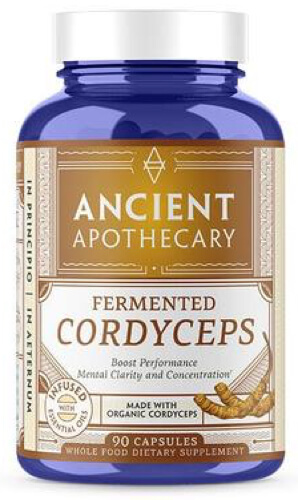 Ancient Nutrition Cordyceps  90 Capsules