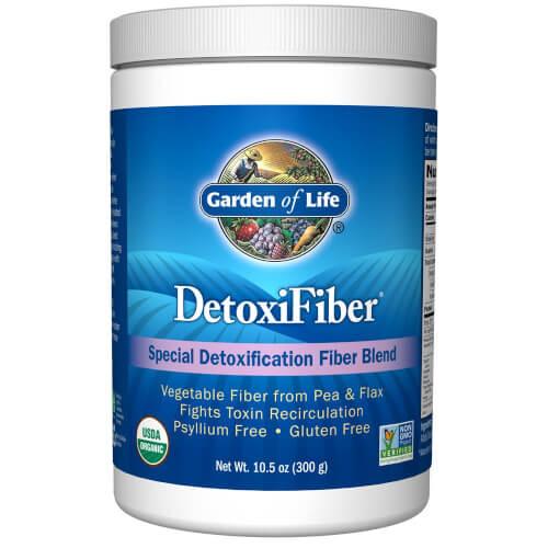 Garden of Life Daily Fiber  300 Grams Powder
