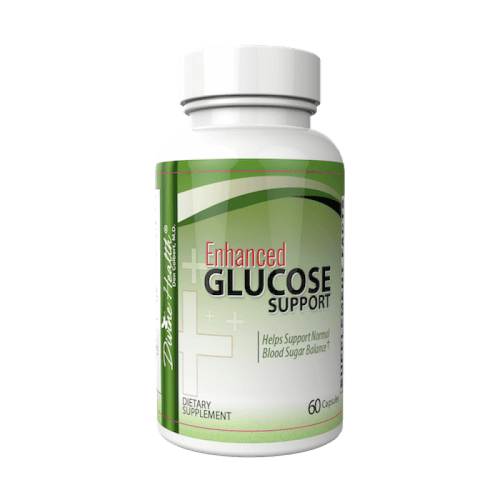 Dr Colbert Divine Health Enhanced Glucose Support  60 Capsules