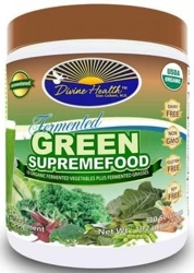 Dr Colbert Divine Health Fermented Green Supremefood Unsweet 30 Days