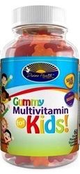 Dr Colbert Divine Health Sugar Free Multivitamin For Kids  30 Day Supply Gummies