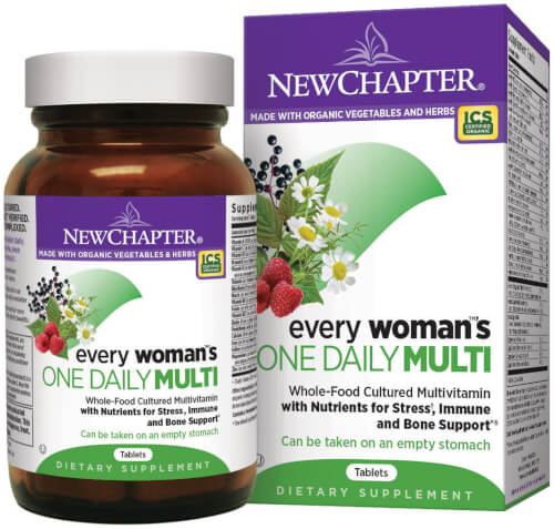 New Chapter Every Woman One Daily  96 Tablets