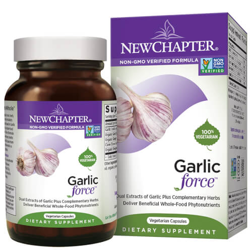 New Chapter Garlicforce  30 Liquid VCaps