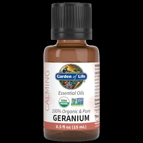 Garden of Life Geranium Organic 15 ML Essential Oil
