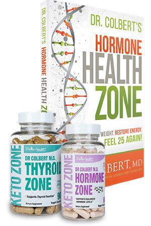 keto zone diet kit by dr colbert