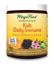 MegaFood Kids Daily Immune Nutrient Booster Powder  30 Servings