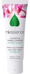 Miessence Nourishing Hand Cream  1.4 oz Tube