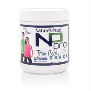 Natures Pearl NP Pro Trim Body Shake - Creamy Vanilla  1 Each