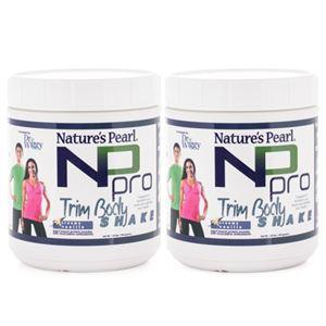 Natures Pearl NP Pro Trim Body Shake - Creamy Vanilla  2 Each