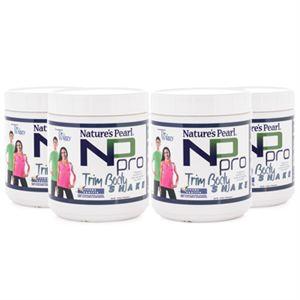 Natures Pearl NP Pro Trim Body Shake - Creamy Vanilla  4 Each