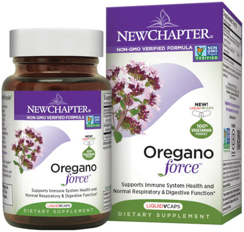New Chapter Oregano Force   30 VCaps