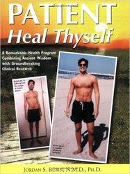 Freedom Press Patient Heal Thyself   Paperback by Jordan S Rubin
