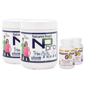 Natures Pearl Pearl Life Nutrition Pack
