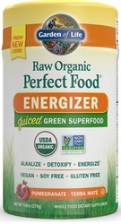 Garden of Life Perfect Food Raw Energizer  279 gram Powder