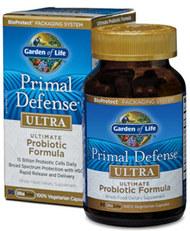 Garden of Life Primal Defense Ultra  90 Capsules
