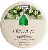 Miessence Purifying Mineral Mask oily+problem skin 1.6 oz