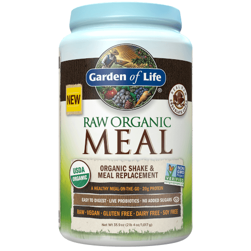 Garden of Life Raw Organic Meal  Chocolate Cacao 1017 gram