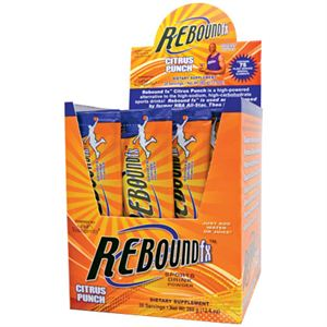 Youngevity Rebound Fx  1 box 30 single servings