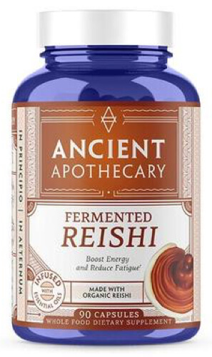 Ancient Nutrition Reishi  90 Capsules