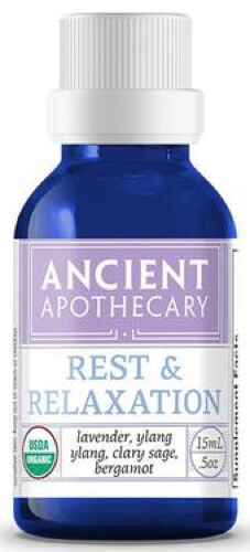 Ancient Nutrition Rest and Relaxation  15 ML Essential Oil