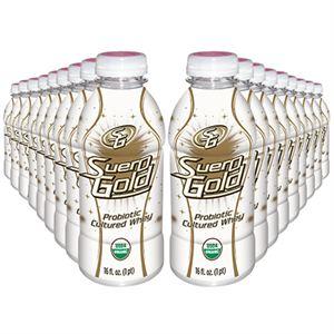 Beyond Organic Suero Cleanse Gold  16 oz Each 18 Bottles