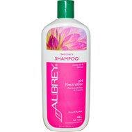 Aubrey Organics Swimmers Normalizing Shampoo  11 oz bottle