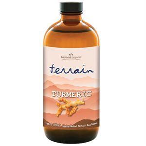 Beyond Organic Terrain Turmeric  16 oz bottle