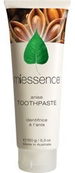 Miessence Toothpaste Anise 5.3 oz Tube