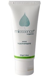 Miessence Travel Toothpaste Mint  1.8 oz Tube