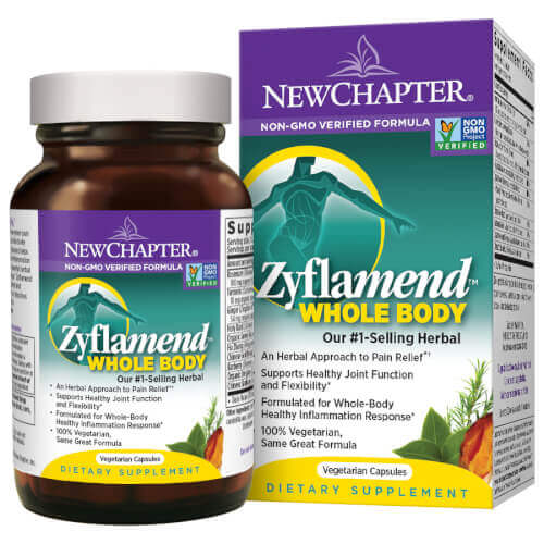 New Chapter Zyflamend  180 Liquid VCaps