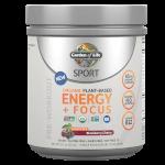 SPORT Organic Plant-Based Energy Focus Sugar Free