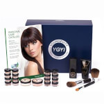 YGY Mineral Makeup Starter Kit  with Foundation Samples